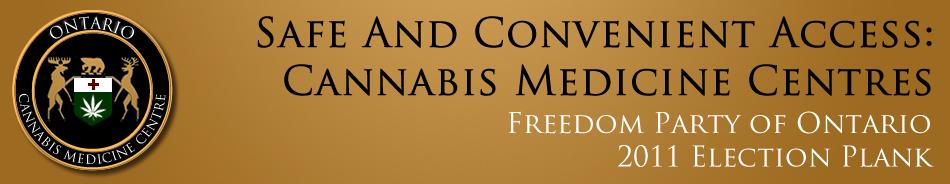 Ontario Cannabis Medicine Centre